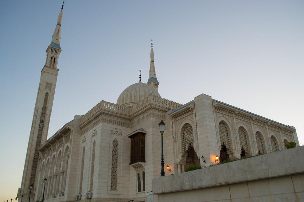 Mosquée Émir Abdelkader, Constantine.