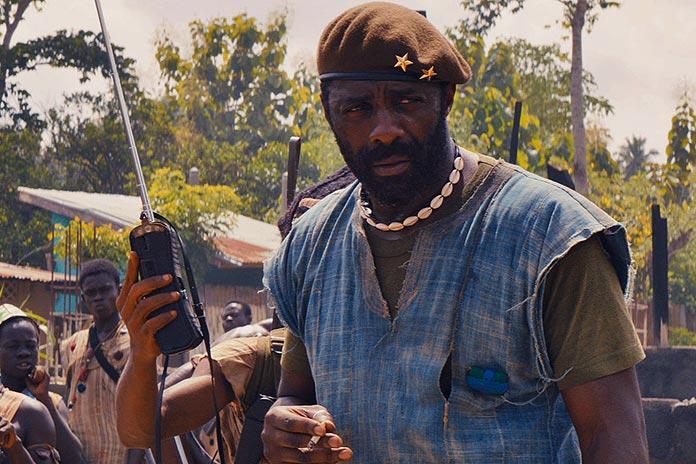 Idris Elba : Brazza