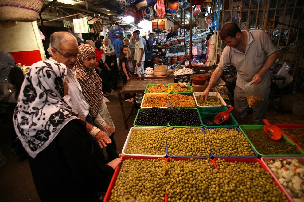 Marché Ali Mellah / Alger.