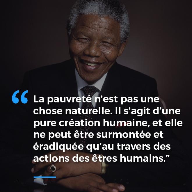 14 Des Plus Belles Citations De Nelson Mandela Il Aurait Eu